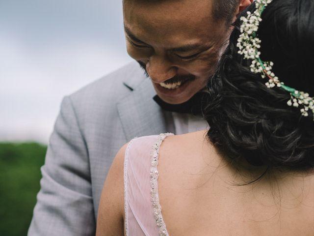 Teresa and Richard's Wedding in Kaneohe, Hawaii 10