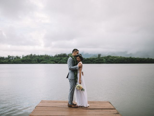 Teresa and Richard's Wedding in Kaneohe, Hawaii 19