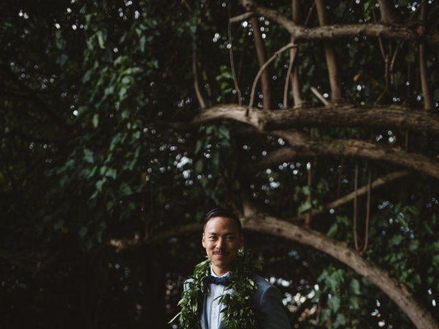Teresa and Richard's Wedding in Kaneohe, Hawaii 7