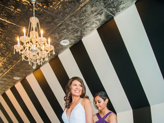 Andrew and Stephanie's Wedding in Fallbrook, California 7