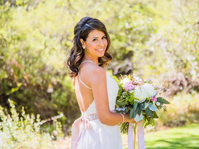 Andrew and Stephanie's Wedding in Fallbrook, California 8