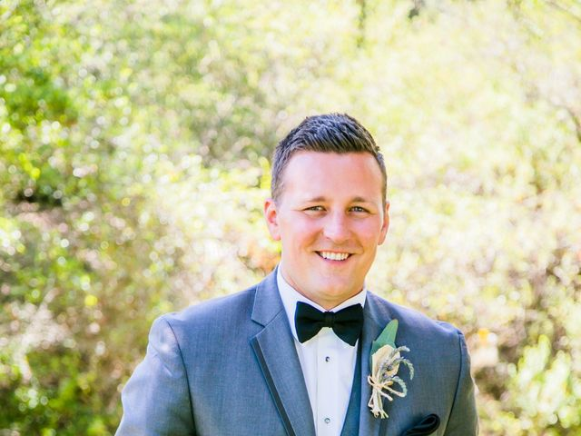 Andrew and Stephanie's Wedding in Fallbrook, California 9