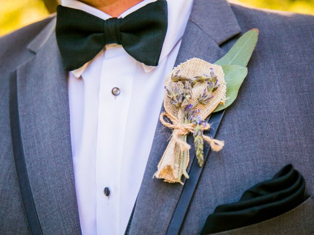 Andrew and Stephanie's Wedding in Fallbrook, California 10