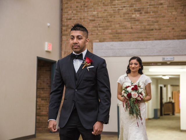 Sebi and Alvina's Wedding in Southfield, Michigan 6