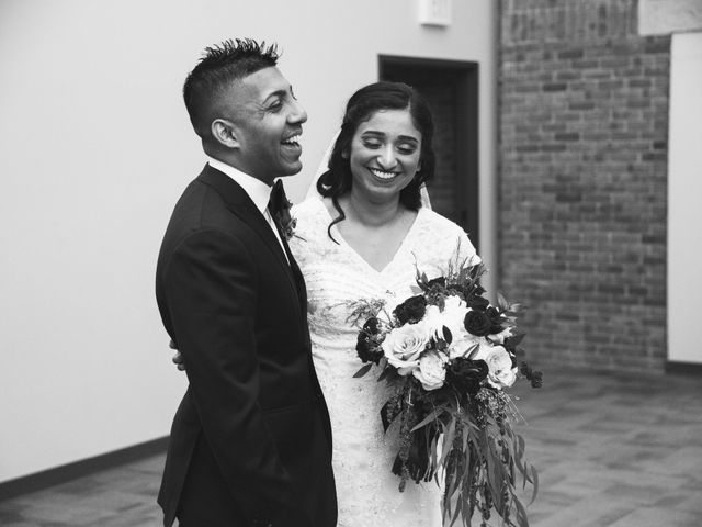 Sebi and Alvina's Wedding in Southfield, Michigan 8
