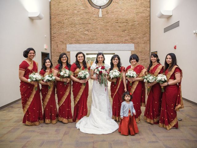 Sebi and Alvina's Wedding in Southfield, Michigan 10