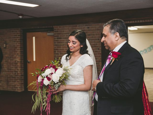 Sebi and Alvina's Wedding in Southfield, Michigan 11
