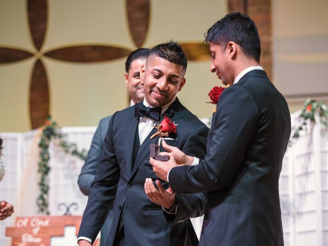 Sebi and Alvina's Wedding in Southfield, Michigan 15