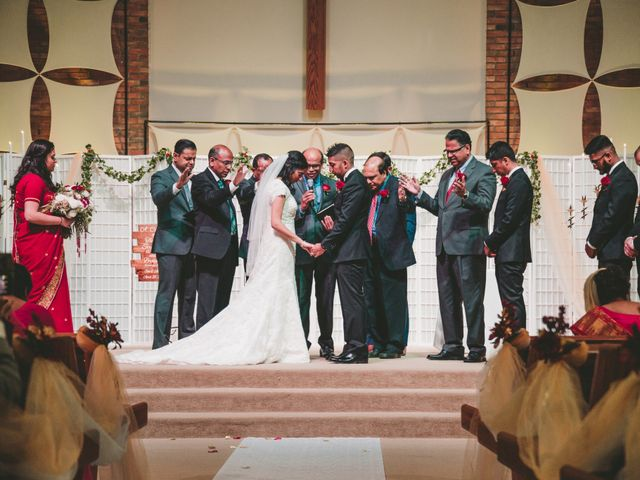 Sebi and Alvina's Wedding in Southfield, Michigan 17
