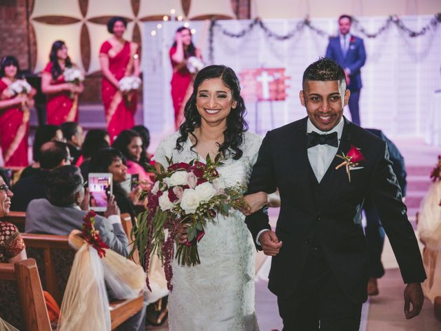 Sebi and Alvina's Wedding in Southfield, Michigan 18