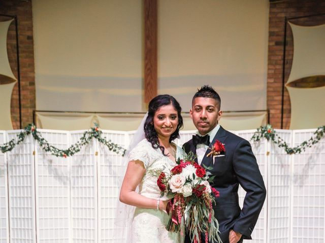Sebi and Alvina's Wedding in Southfield, Michigan 19