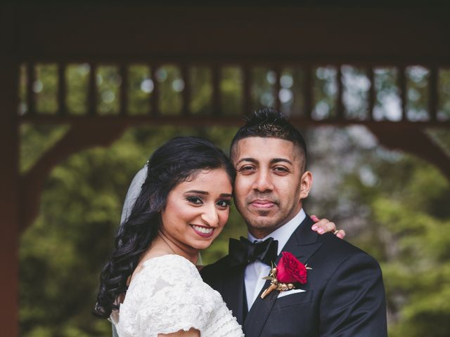 Sebi and Alvina's Wedding in Southfield, Michigan 22