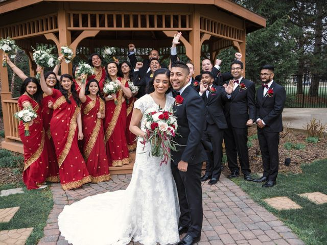 Sebi and Alvina's Wedding in Southfield, Michigan 23