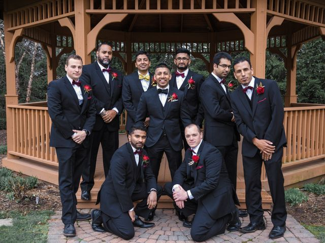 Sebi and Alvina's Wedding in Southfield, Michigan 24