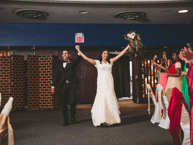 Sebi and Alvina's Wedding in Southfield, Michigan 25