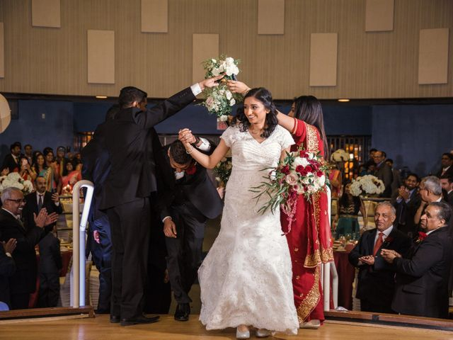 Sebi and Alvina's Wedding in Southfield, Michigan 26