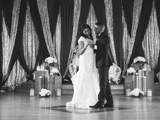 Sebi and Alvina's Wedding in Southfield, Michigan 27