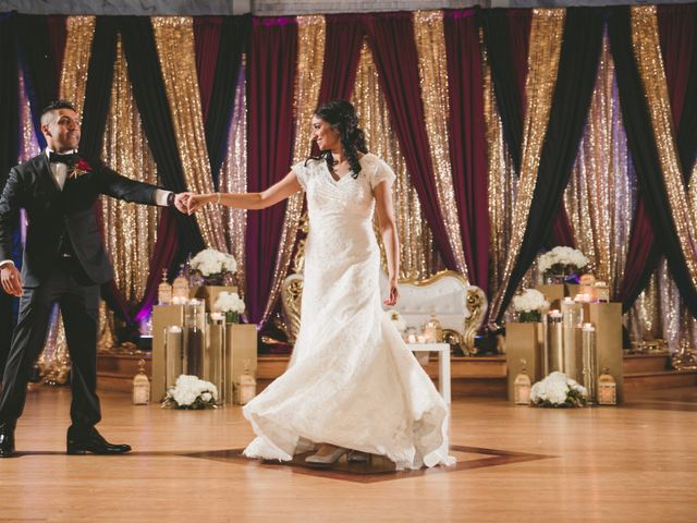 Sebi and Alvina's Wedding in Southfield, Michigan 1