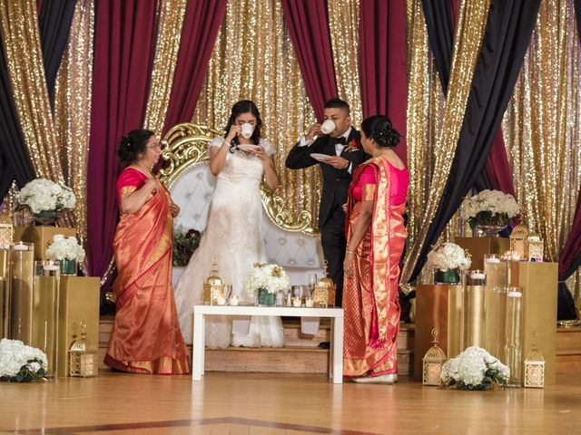 Sebi and Alvina's Wedding in Southfield, Michigan 29