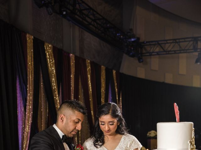 Sebi and Alvina's Wedding in Southfield, Michigan 37
