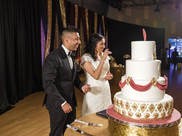 Sebi and Alvina's Wedding in Southfield, Michigan 38