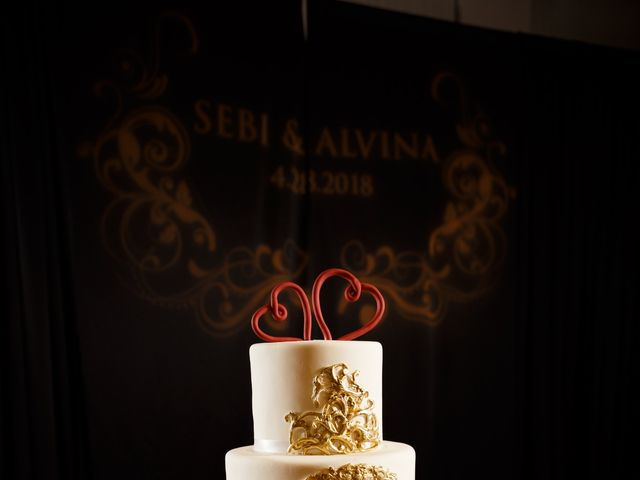 Sebi and Alvina's Wedding in Southfield, Michigan 50