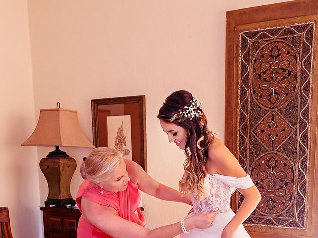 Mark and Alina's Wedding in Playa del Carmen, Mexico 8