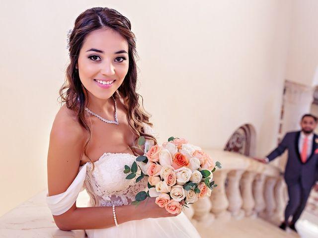 Mark and Alina's Wedding in Playa del Carmen, Mexico 15