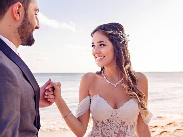 Mark and Alina's Wedding in Playa del Carmen, Mexico 23