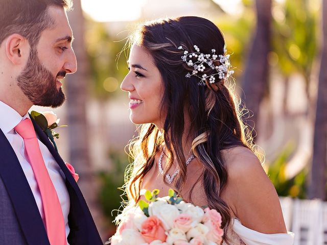 Mark and Alina's Wedding in Playa del Carmen, Mexico 26