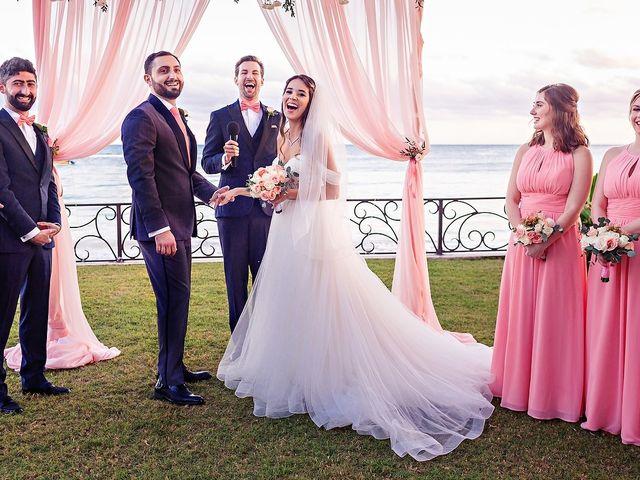 Mark and Alina's Wedding in Playa del Carmen, Mexico 29