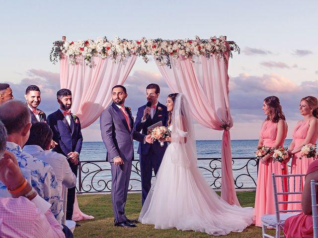 Mark and Alina's Wedding in Playa del Carmen, Mexico 30