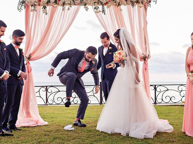 Mark and Alina's Wedding in Playa del Carmen, Mexico 33