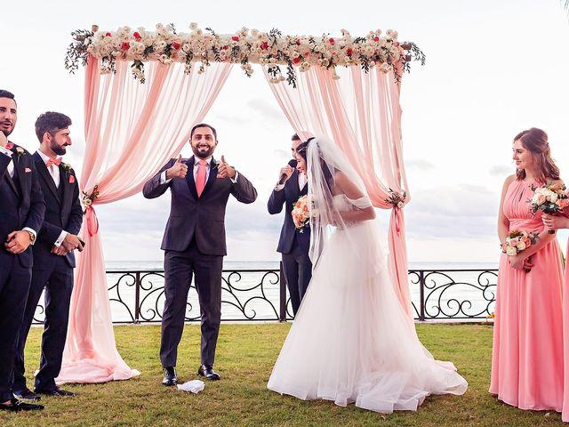 Mark and Alina's Wedding in Playa del Carmen, Mexico 34
