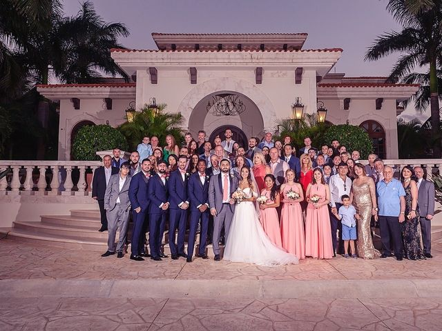 Mark and Alina's Wedding in Playa del Carmen, Mexico 35