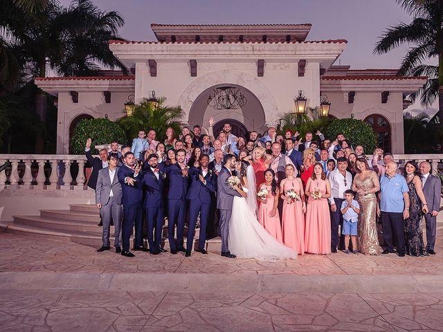Mark and Alina's Wedding in Playa del Carmen, Mexico 36
