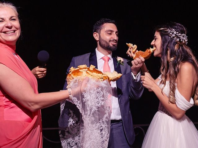 Mark and Alina's Wedding in Playa del Carmen, Mexico 39