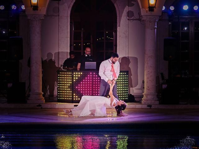 Mark and Alina's Wedding in Playa del Carmen, Mexico 45