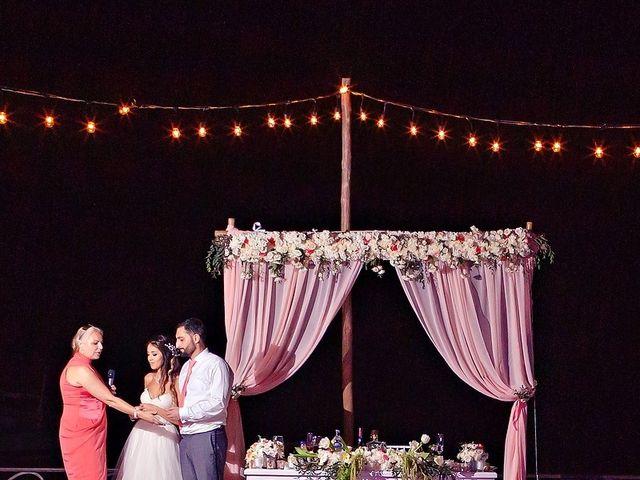 Mark and Alina's Wedding in Playa del Carmen, Mexico 50