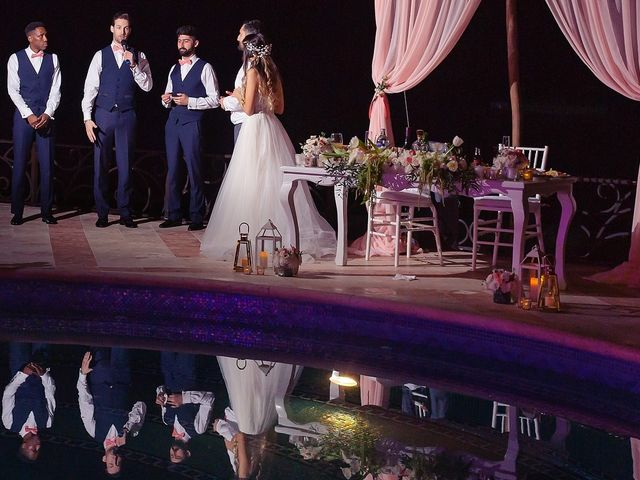 Mark and Alina's Wedding in Playa del Carmen, Mexico 52