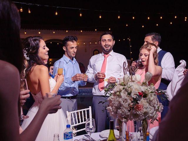 Mark and Alina's Wedding in Playa del Carmen, Mexico 55