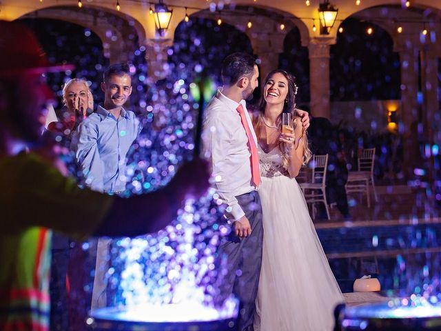 Mark and Alina's Wedding in Playa del Carmen, Mexico 57