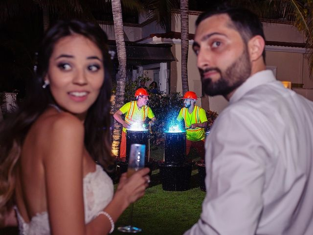Mark and Alina's Wedding in Playa del Carmen, Mexico 58