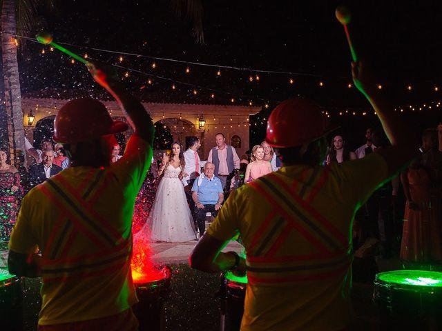 Mark and Alina's Wedding in Playa del Carmen, Mexico 60