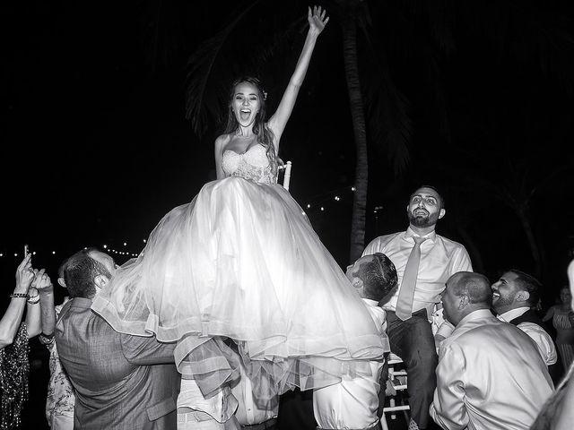 Mark and Alina's Wedding in Playa del Carmen, Mexico 63