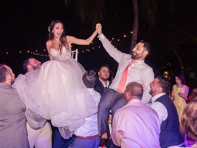 Mark and Alina's Wedding in Playa del Carmen, Mexico 64