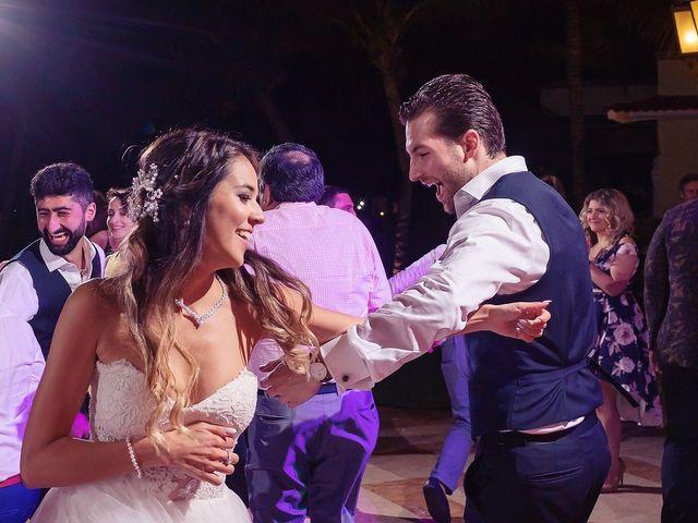 Mark and Alina's Wedding in Playa del Carmen, Mexico 65