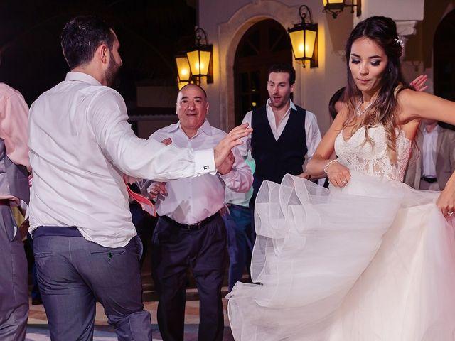 Mark and Alina's Wedding in Playa del Carmen, Mexico 69
