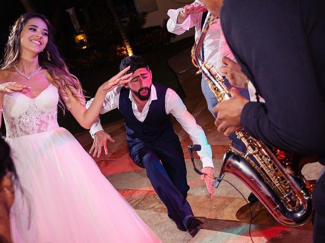 Mark and Alina's Wedding in Playa del Carmen, Mexico 73