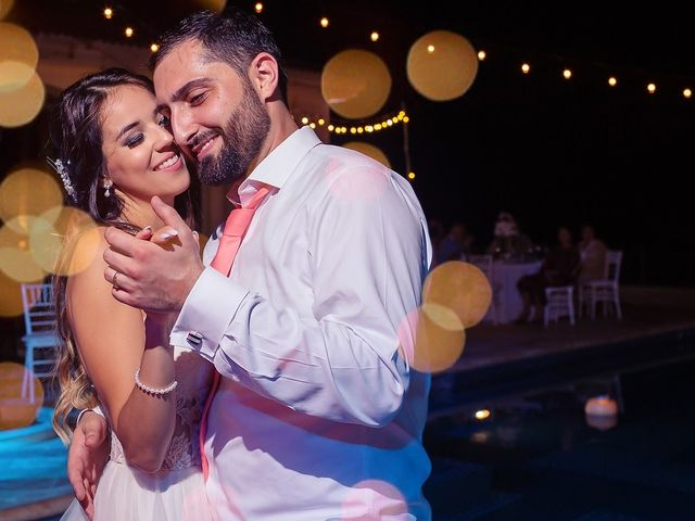 Mark and Alina's Wedding in Playa del Carmen, Mexico 75